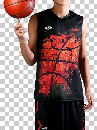 T-shirt Jersey Sleeveless Shirt NBA Basketball Uniform PNG