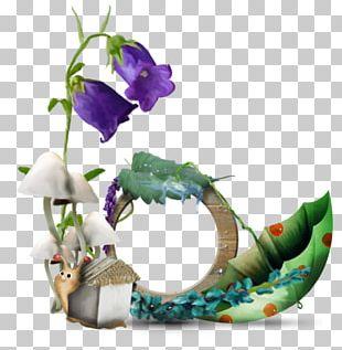 Blog Floral Design PNG