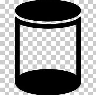 Computer Icons Cylinder Symbol Data Analysis PNG