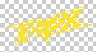 Fox Racing Logo Desktop Decal PNG