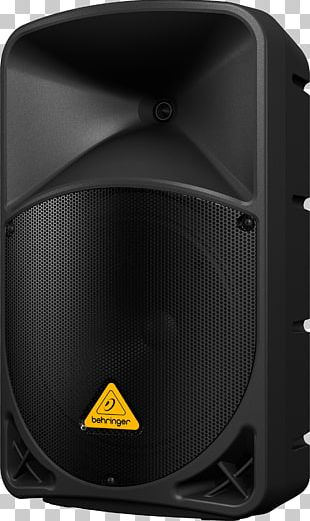 Microphone Loudspeaker Powered Speakers Public Address Systems Behringer PNG