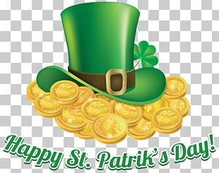 Saint Patrick's Day March 17 PNG
