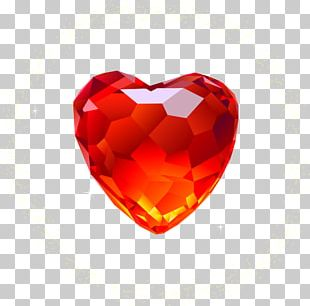 Diamond Heart PNG