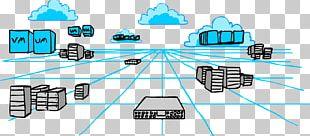 Cloud Computing Computer Network Cloud Management Diagram Information PNG