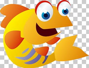 Fish Sticker PNG