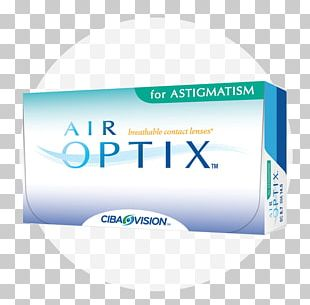 O2 Optix Contact Lenses Ciba Vision Air Optix For Astigmatism PNG