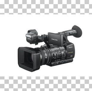 Sony NXCAM HXR-NX5R Video Cameras AVCHD Sony Camcorders PNG