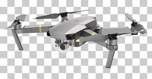 Mavic Pro DJI Unmanned Aerial Vehicle Quadcopter Phantom PNG