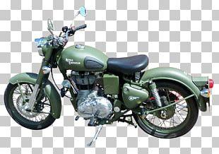 Motorcycle Royal Enfield Bullet Royal Enfield Classic 350 Royal Enfield Classic Battle Green PNG