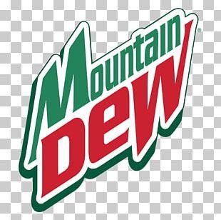 Fizzy Drinks Diet Mountain Dew Logo PNG