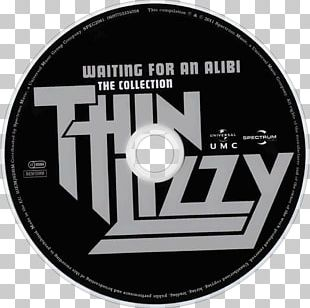 Thin Lizzy Jailbreak Thunder And Lightning The Boys Are Back In Town Compact Disc PNG