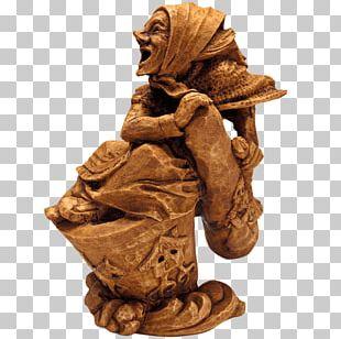 Baba Yaga Sculpture Aradia PNG