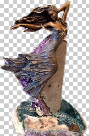 Bronze Sculpture Figurine Legendary Creature PNG