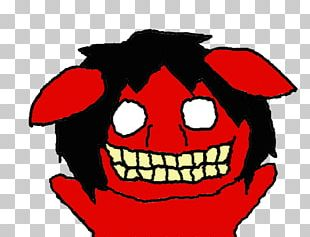Smile.Dog Squidward Tentacles Creepypasta PNG