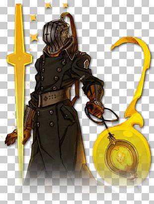 Terra Battle Model Sheet Illustrator Art PNG