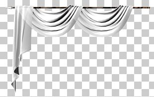 Window Treatment Curtain Drapery Textile PNG