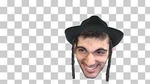 Emote Ice Jewish People Cowboy Hat Discord PNG