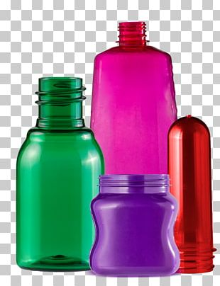 Glass Bottle Plastic Bottle Water Bottles PNG
