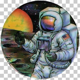 Space Astronaut PNG