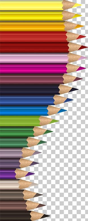 Colored Pencil PNG