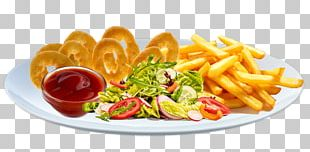 French Fries Chicken Nugget Squid As Food Junk Food Onion Ring PNG