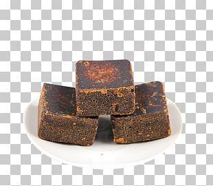 Ginger Tea Chocolate Brownie Brown Sugar Deuk Deuk Tong PNG