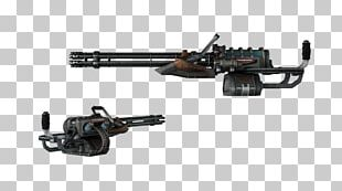 Ranged Weapon Firearm Machine Gun Shotgun PNG