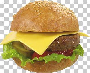 Cheeseburger Buffalo Burger Hamburger Fast Food Veggie Burger PNG