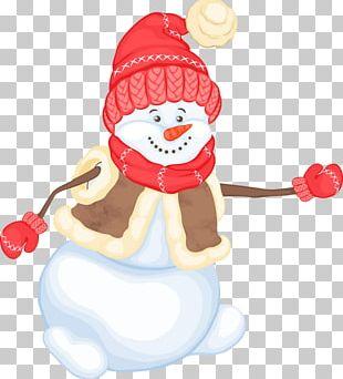 Christmas Decoration Snowman PNG