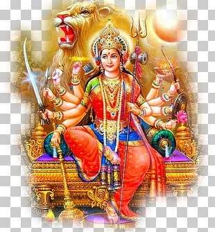 Devi Mahatmya Durga Puja Navaratri PNG