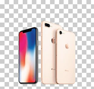 IPhone X Smartphone Handheld Devices Apple IOS PNG