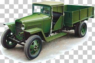 GAZ–MM Car Second World War Soviet Union PNG