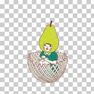 Pear Woman Gratis PNG
