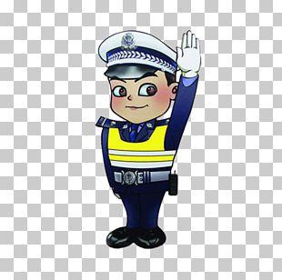 Police Officer Road Transport Parking Enforcement Officer Cartoon Motor Vehicle PNG