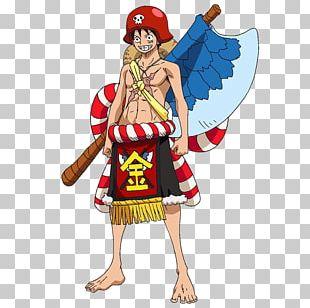 Monkey D. Luffy Vinsmoke Sanji One Piece Usopp Roronoa Zoro PNG