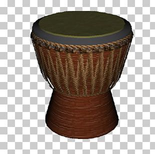 Hand Drums Musical Instruments Djembe Bongo Drum PNG