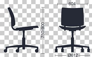 Office & Desk Chairs Armrest PNG