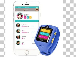 Smartwatch 3G Mobile Phones Child GPS Watch PNG