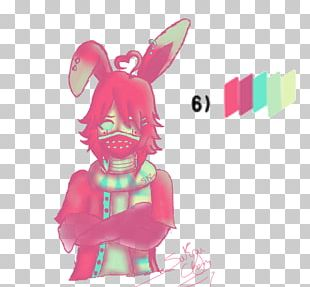 Easter Bunny Illustration Cartoon Figurine PNG