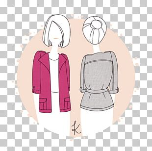 Outerwear Sewing Jacket Dress Pattern PNG