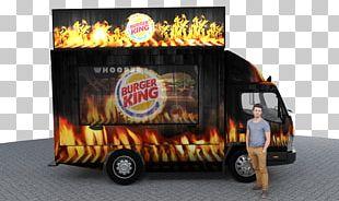 Food Truck Car Transport Brand PNG