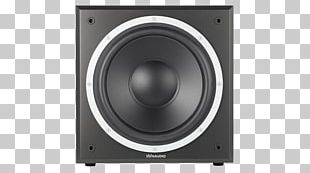Subwoofer Studio Monitor Computer Speakers Sound Dynaudio PNG