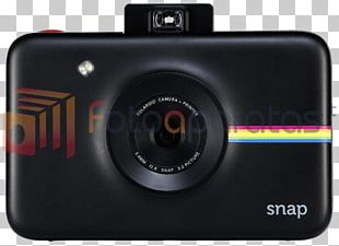 Camera Lens Polaroid Snap Instant Camera PNG