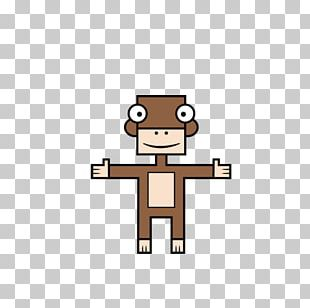 ICO Monkey Icon PNG