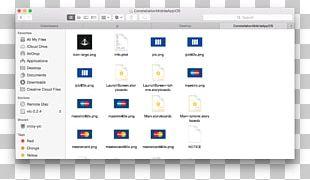 MacOS Mac App Store Installation Directory PNG
