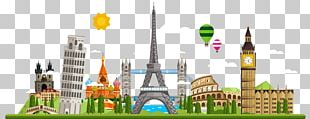 Europe Package Tour Travel Vacation PNG