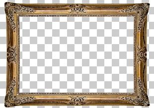 Frame Stock Photography Stock.xchng Antique Gold PNG