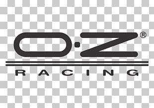 Car OZ Group Logo Alloy Wheel Decal PNG