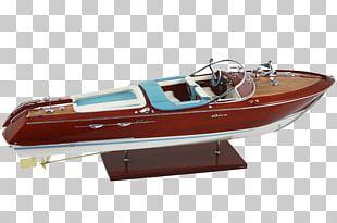 Riva Aquarama Motor Boats Yacht PNG