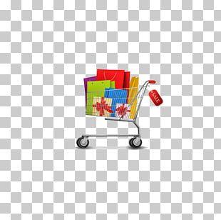 Shopping Cart Shopping Bag Stock Photography PNG